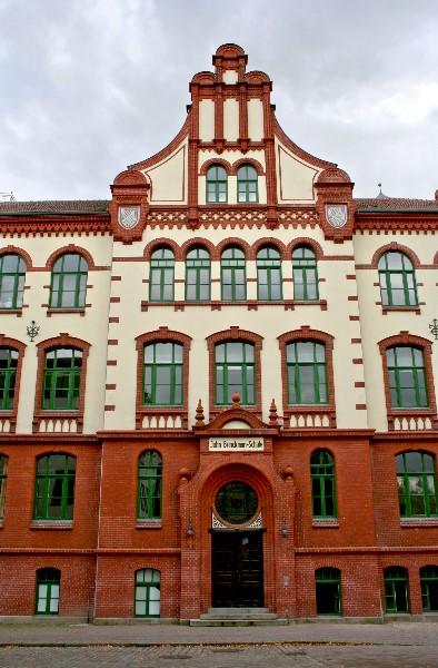 John Brinckman Gymnasium Güstrow