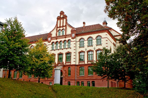 Gymnasium Güstrow