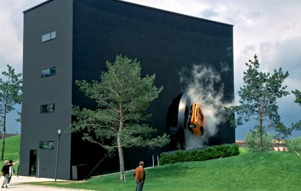 Lamborghini Pavillon